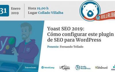 Yoast SEO 2019: Cómo configurar este plugin de SEO para WordPress (por Fernando Tellado)