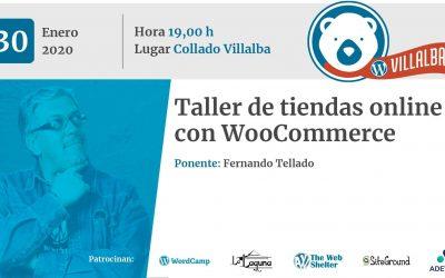 Taller de tiendas online con WooCommerce (Por Fernando Tellado)